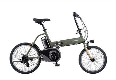 Panasonic 電動自転車 折りたたみオフタイム