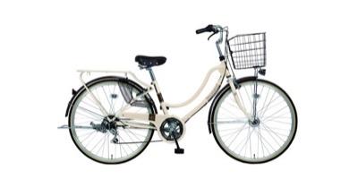 Marukin フロートミックス ファッションバイク
